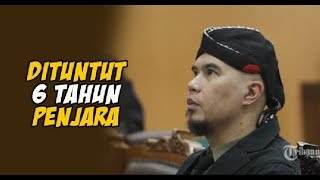 Video RASAIN LHO....Eksepsi Ahmad Dhani Ditolak, Sidang Kasus Ujaran Kebencian Lanjut download MP3, 3GP, MP4, WEBM, AVI, FLV Juli 2018