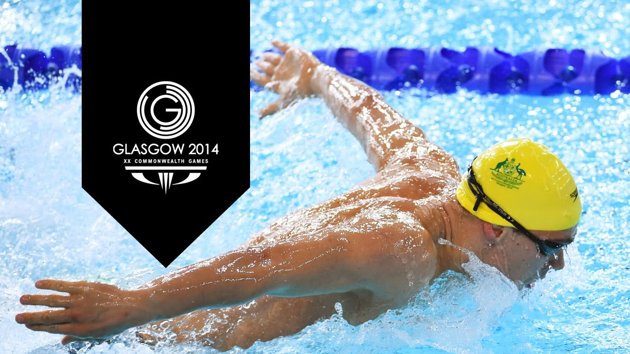 Swimming: Men's 200m Butterfly - Day 3 Highlights Part 4 ...