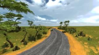 SSDC - Testing AI path following