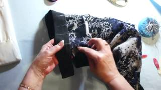 Как пришить резинку по талии(Небольшой мастер-класс по шитью