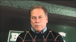 Tom Izzo Full #BTNLive Interview