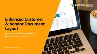 Enhanced Customer and Vendor Document Layout in Business Central