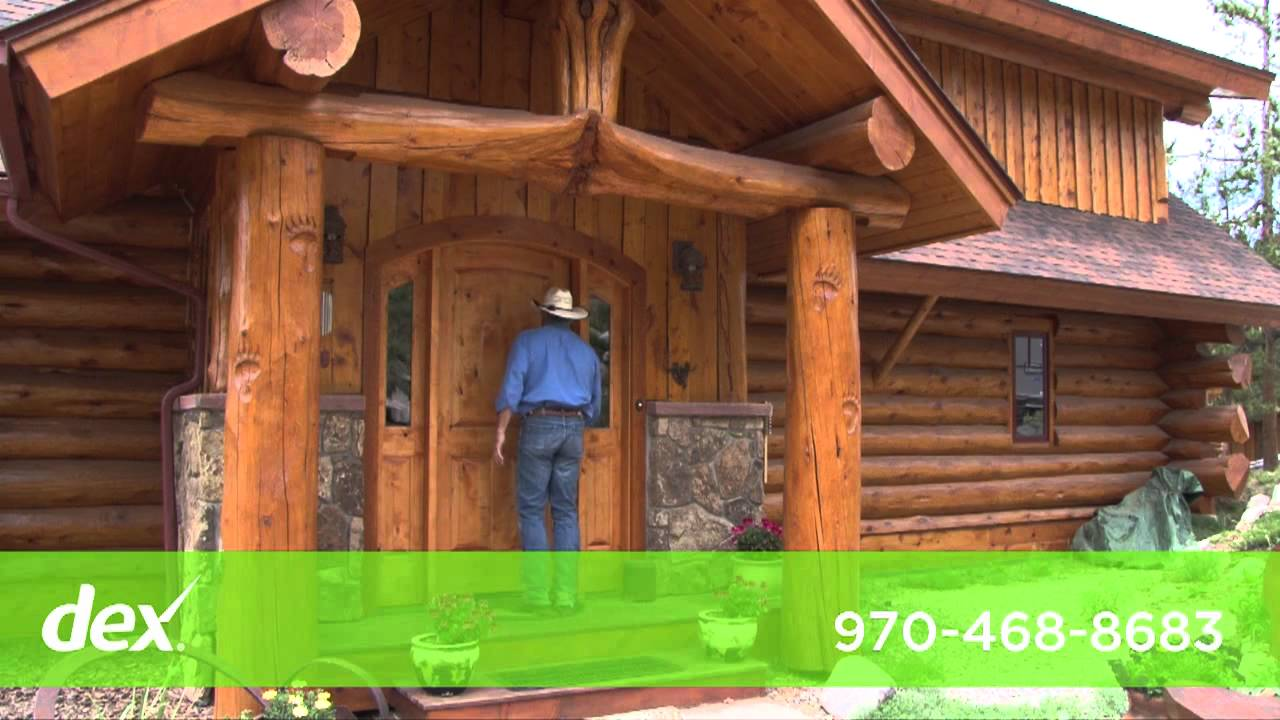 Mountain Log Homes Of Colorado Custom Home Builder