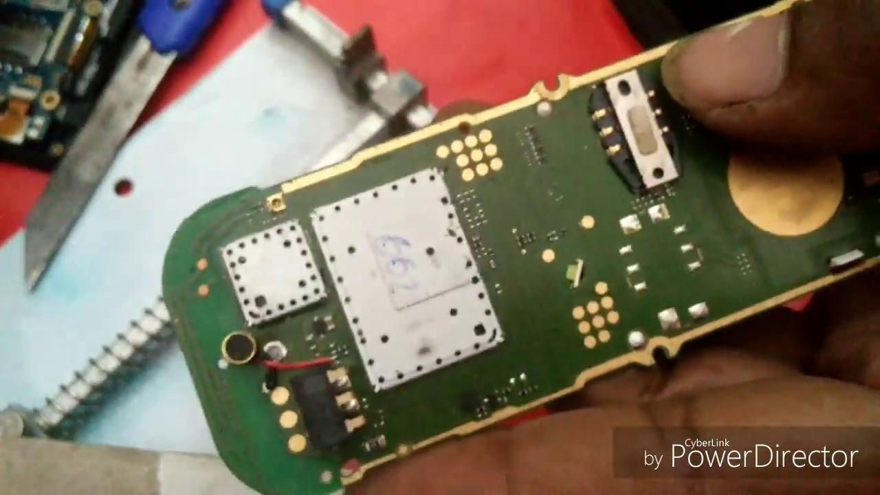 Nokia 105 Rm 1134 Mic Solution
