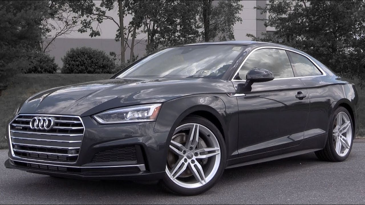 2018 audi a5 review youtube. Black Bedroom Furniture Sets. Home Design Ideas