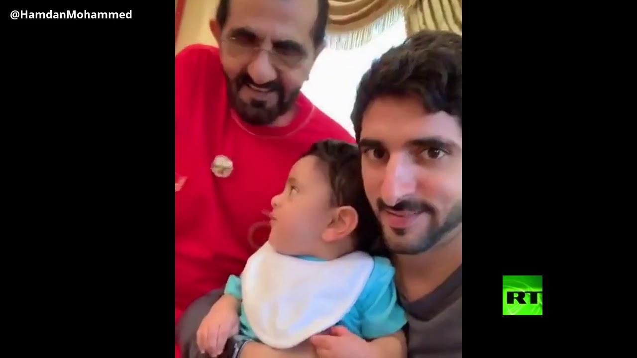 فيديو لحاكم دبي ينتشر على نطاق واسع