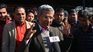 पत्रकार सँग को जम्काभेट मा  यसो भने रबिन्द्र मिश्रले  Rabindra mishra talk with Journalist