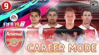 FIFA 19 Arsenal Career Mode: Pierre-Emerick Aubameyang Tidak Bisa Berhenti Mencetak Gol #9
