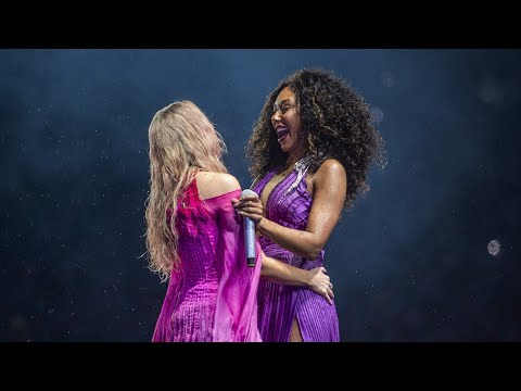 Mel B & Emma - Spice World 2019