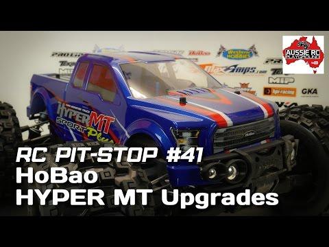 RC Pit-Stop EP42 - HoBao Hyper MT Repair & Upgrades
