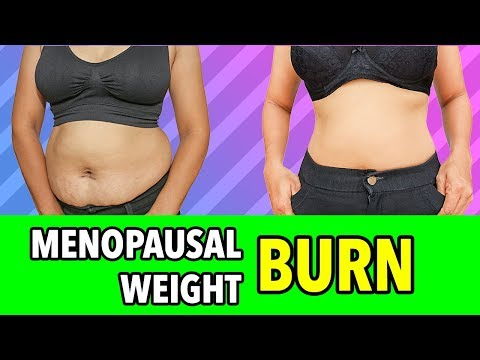 11 Min Menopausal Weight Burn Best Exercises To Lose Weight In Menopause