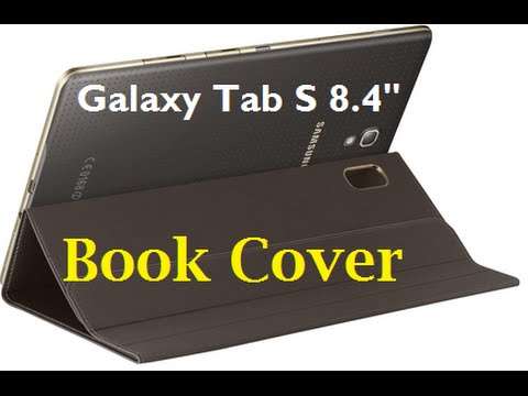 samsung galaxy tab s 10.5 book cover review