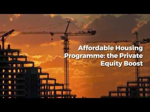 India's Affordable Housing Programme:  the Private Equity Boost