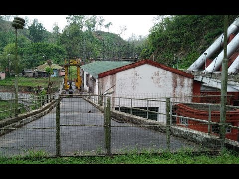 Dumbur hydroelectric power project
