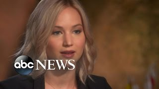 Jennifer Lawrence on Life After