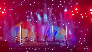 Westlife - Hello My Love - NTA's 02 Arena 22/01/19 Video