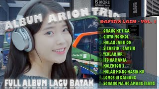 Lagu Batak Arion Trio Full Album Vol 1