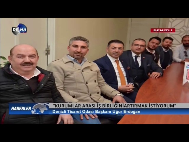 Deha TV-STK'LARI ZİYARET EDİYOR 15.03.2020