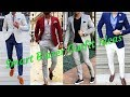 Men's Outfit ideas 2019 || Blazer Outfit Ideas For Men's || by Look Stylish