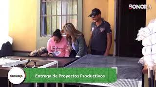 La Gober Entrega Proyectos Productivos ✅ a Personas con Alguna Discapacidad