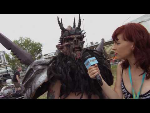 Oderus Urungus (GWAR) Uncut Interview: Revolution, Minor Threat, Metallica & More