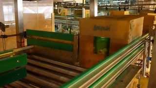 видео: Автоматизированная конвейерная система (объединение двух линий)