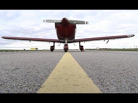 Ośrodek Kształcenia Lotniczego ma nowy samolot szkoleniowy