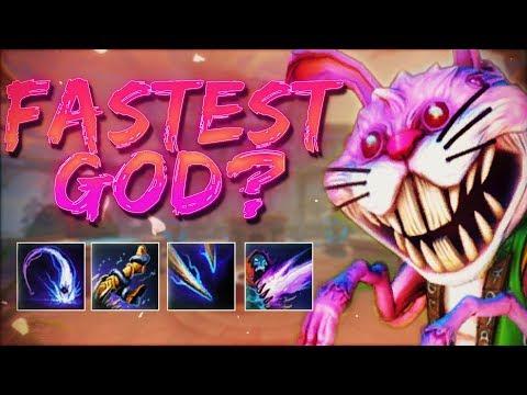 Bakasura: FASTEST GOD IN THE JUNGLE - Smite