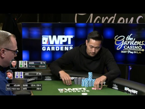 Watch Full World Poker Tour Gardens Main Event Final Table