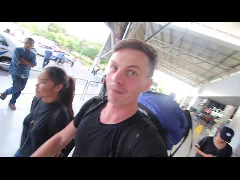 FLYING HOME TO JAKARTA - Indonesia Vlog