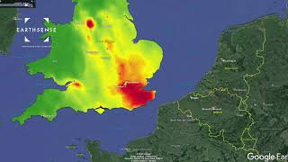 MappAir® - Evolving NO2 concentrations for the UK 10.01.19