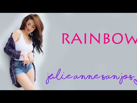 Rainbow Julie Anne San Jose