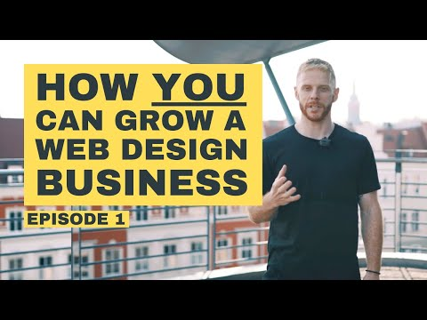 How to Start a Web Design Business in 2021