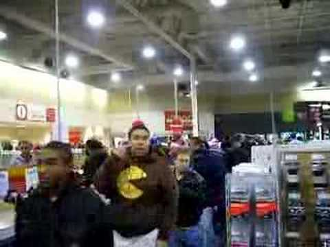 Circuit City Black Friday 2006 Store 3157