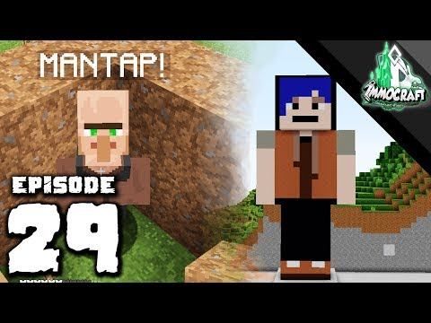 IMMOCRAFT | Eps.29 | PATUNG & **ZOMBIE** VILLAGER!