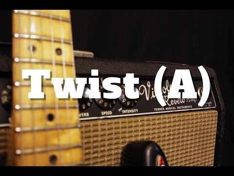 Twist in A Backing Track