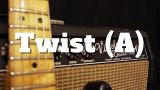Cover images Twist in A Backing Track