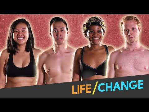 90 Days Of Working Out With P90X • LIFE/CHANGE
