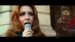 "Elena Satine singing ""Free Fallin"" on Cold Case"