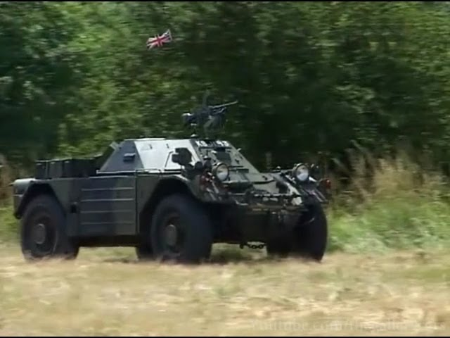 FV701 Ferret - Tanks Enyclopedia