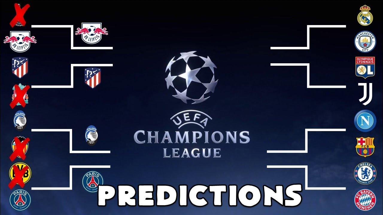 champions league returns last 16 predictions youtube champions league returns last 16 predictions