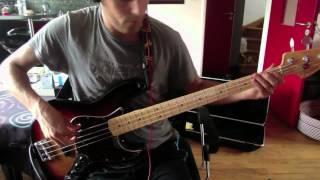 Bob Marley - I Shot The Sheriff - Bass Cover