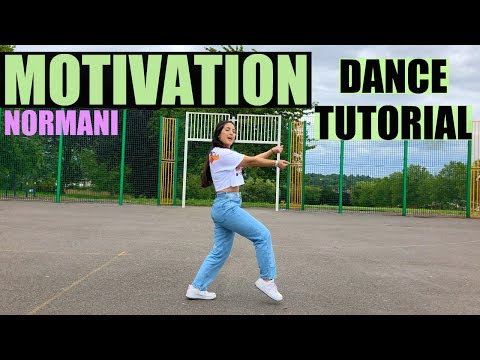 Angelina - You Can Finally Learn the Choreography to Normani's 'Motivation'