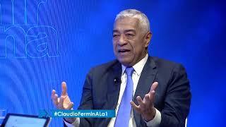 Claudio Fermín: Lo que legitima a un Gobierno en cualquier país son sus ciudadanos 4/5