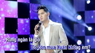 Karaoke NHO NHAU HOAI - MINH LUAN
