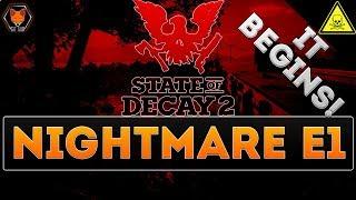 Fox's NIGHTMARE Zone Episode 1 (IT BEGINS!)