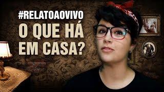 #RelatoAoVivo - 44: O Que Há em Casa? COM FOTOS! + Vários Bônus