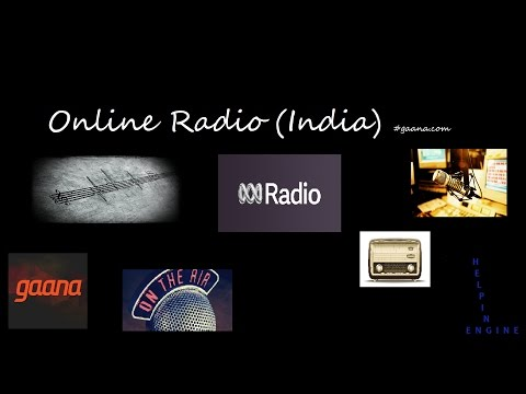 Online Radio #gaana.com