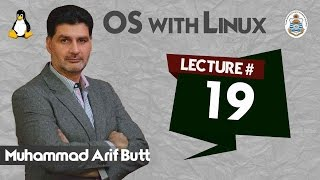 Lec19 File System Mounting (Arif Butt @ PUCIT)