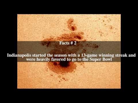 2005 Indianapolis Colts season Top # 5 Facts